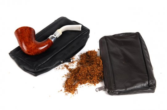 PIPE LEATHER BAGS